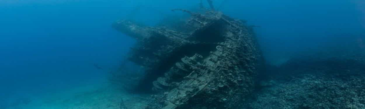Diving Daytrips Wrecks