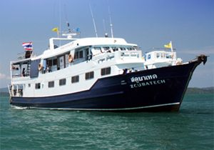 MV Oktavia | Similan till Richelieu Rock | 5D/5N | 19 Dyk