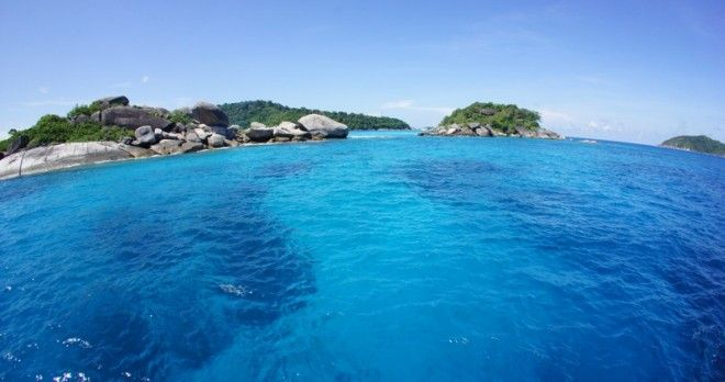 How do you get to Similan Islands? | Similan Islands Ferry and Transfer