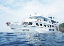 MV Lapat Similan to Richelieu Rock | 4D/4N | 14 Dives