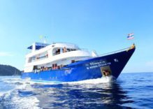 Manta Queen 3, Similan, Koh Bon, Koh Tachai, Richelieu Rock | 4D/4N | 15 Dives