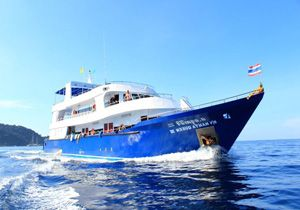 Similan Öarna Liveaboards