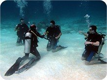 Scuba review Course