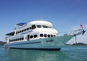 MV Hallelujah Luxury Liveaboard to Similan Islands | 4D 4N | 14 Dives