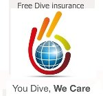 free dive insurance
