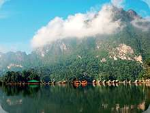 Khao Sok Lake Overnight