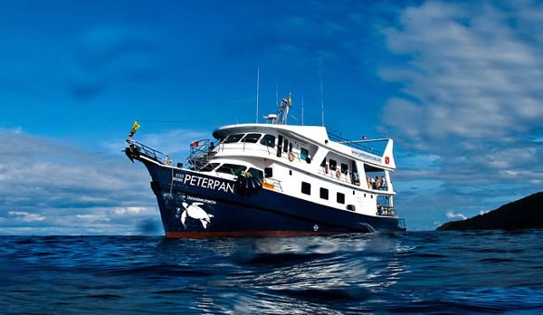 What to bring on a diving liveaboard