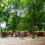 similan islands tents
