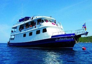 Deep Andaman Queen Vida a Bordo |14, 16 O 22 BUCEOS