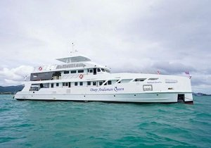 MV Camic | Similan till Richelieu Rock | 4D/4N | 14 Dyk