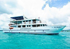 Last minute Similan islands liveaboards