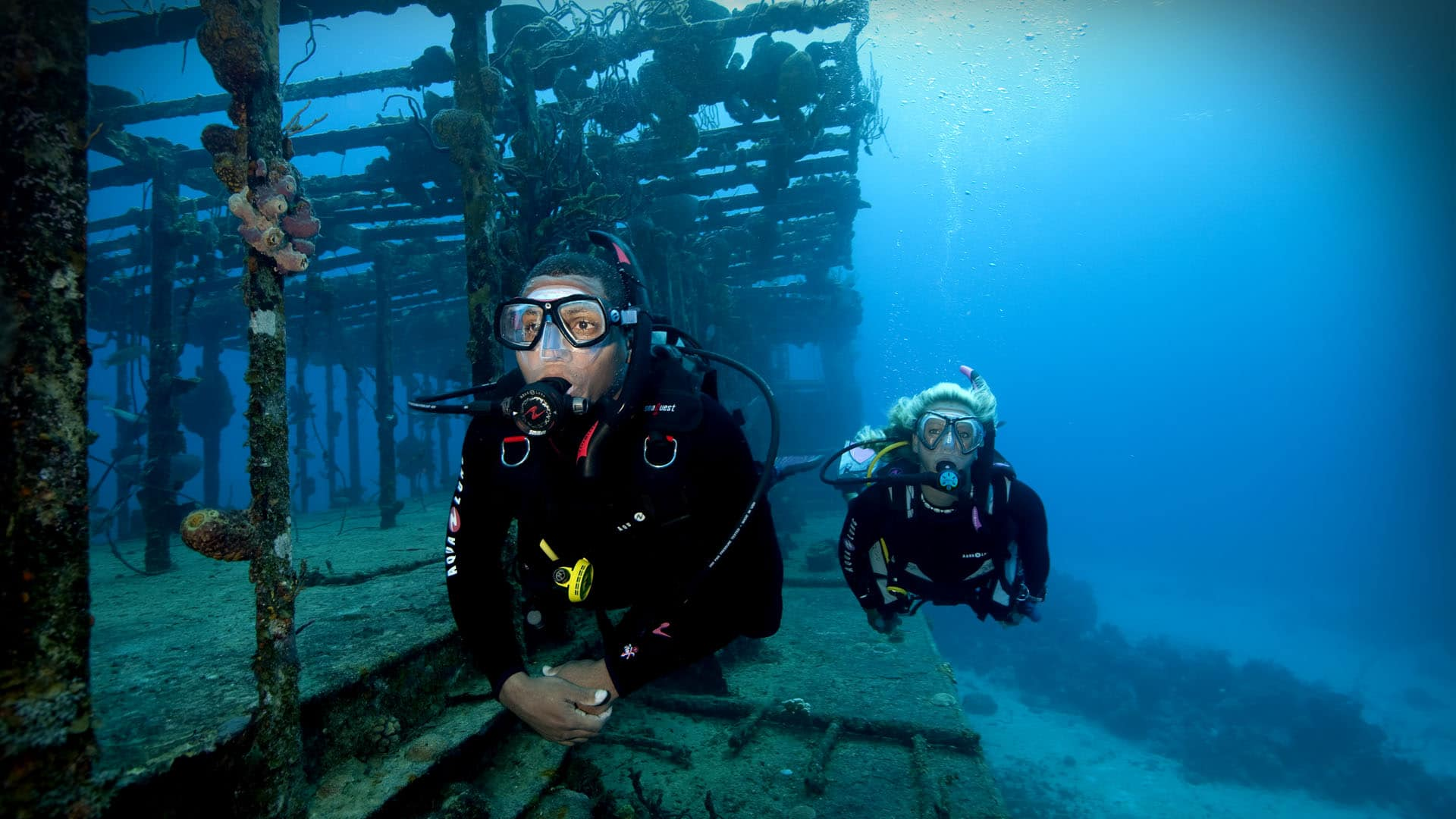 What are the Risks of Scuba Diving?