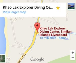 Khao Lak Explorer Map