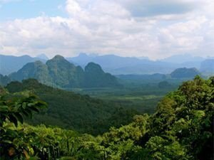 khao sok view point