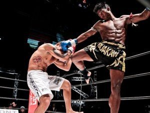 buakaw muay thai legend