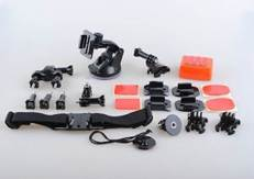 GoPro accessories Khao Lak