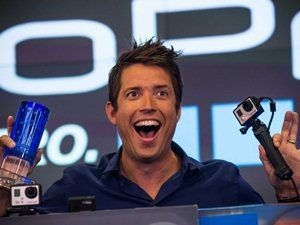 nick woodman gopro ceo