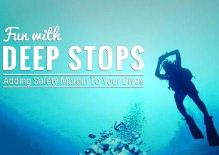 Deep stops & Decompression stops