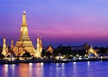 Visit Bangkok in 2 days