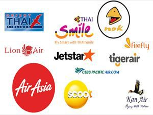 airlines in Thailand