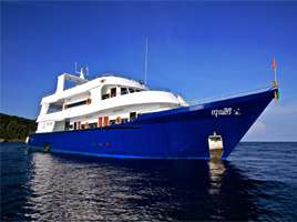 Khao Lak Liveaboards to Similan islands