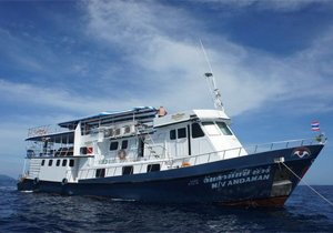 MV Bavaria Liveaboard | 3, 4 or 7 Days Liveaboard